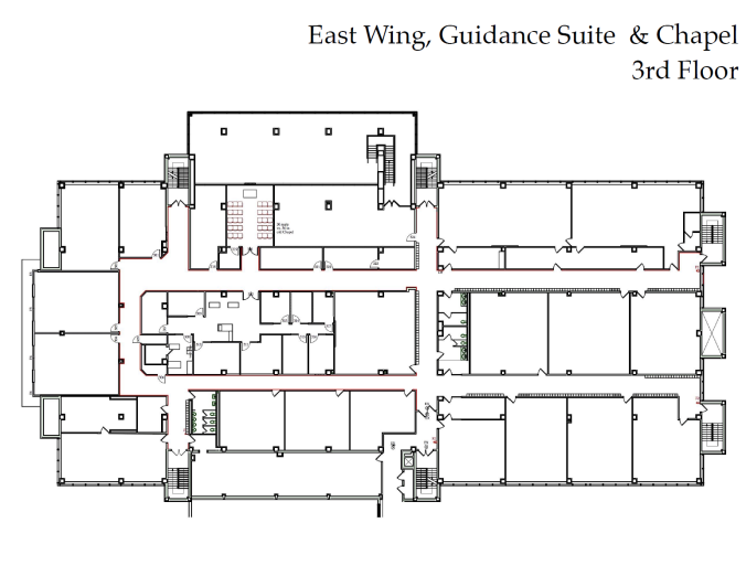 Proposed Third Floor