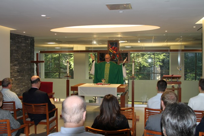 chapel 1st mass oct 2017
